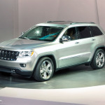 2011 Jeep(R) Grand Cherokee World Debut
