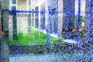 Bezpečnostní fólie na okna kancelářských budov