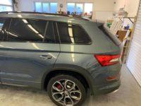 Ztmavení zadních skel Škoda Kodiaq