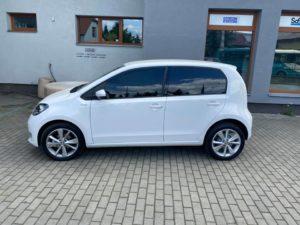 Tónování autoskel Škoda Citigo El Praha
